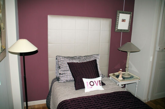 Chambre Taupe Prune – Chaios.com