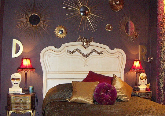 d co chambre rococo. Black Bedroom Furniture Sets. Home Design Ideas