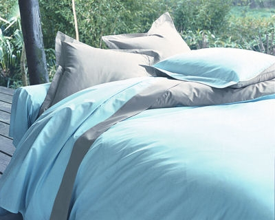 linge de lit collection equitable de la redoute. Black Bedroom Furniture Sets. Home Design Ideas