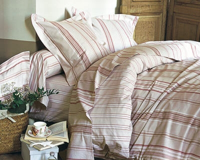linge de lit bastide de la redoute. Black Bedroom Furniture Sets. Home Design Ideas