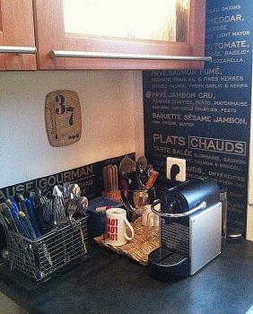 d co cuisine esprit bistrot d co sphair. Black Bedroom Furniture Sets. Home Design Ideas