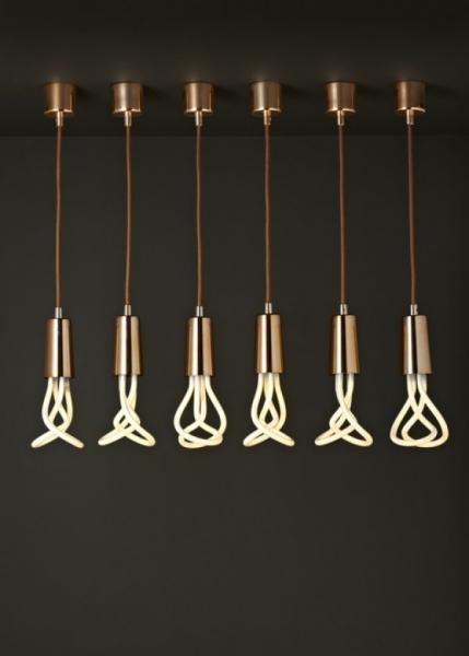 Des Ampoules Qui Se Montrent