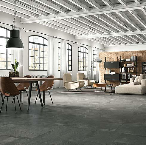 on jurerait du b ton cir. Black Bedroom Furniture Sets. Home Design Ideas