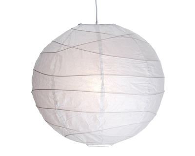 Tendance d co zen suspension regolit d 39 ikea - Ikea lampadaire papier ...