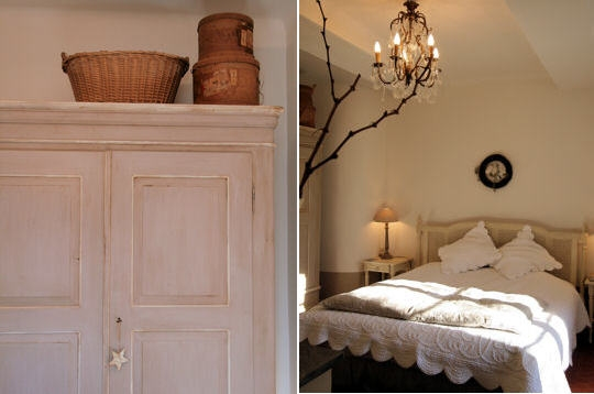 la chambre naturelle un ch teau en provence sur journal. Black Bedroom Furniture Sets. Home Design Ideas