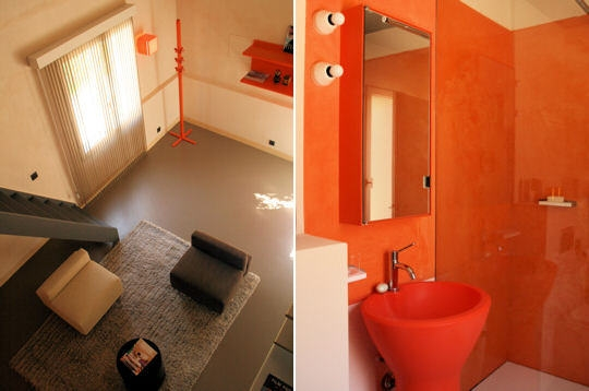 Decoration Chambre Camaieu Orange – Chaios.com